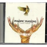 imagine dragons-imagine dragons Cd Imagine Dragons Smoke Mirrors Edicao Deluxe
