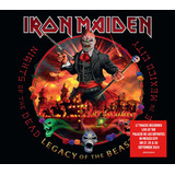 iron maiden-iron maiden Cd Iron Maiden Nights Of The Dead Legacy Of The Beast