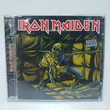 iron maiden-iron maiden Cd Iron Maiden Piece Of Mind Original Lacrado