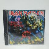 iron maiden-iron maiden Cd Iron Maiden The Number Of The Beast Original Lacrado