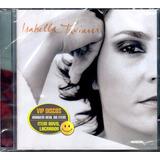 isabella taviani-isabella taviani Cd Isabella Taviani 2003 Novo Lacrado