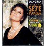 isabella taviani-isabella taviani Isabella Taviani Cd Single Luxuria Novo Lacrado Raro