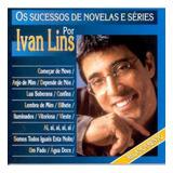 ivan lins-ivan lins Cd Ivan Lins O Sucessos De Novelas E