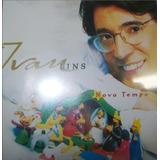 ivan lins-ivan lins Cd Lacrado Ivan Lins Um Novo Tempo 1999