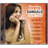 ivete sangalo-ivete sangalo Cd Ivete Sangalo Duetos Novo Lacrado Original