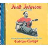 jack johnson-jack johnson Cd Jack Johnson Curious George