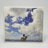 jack johnson-jack johnson Cd Jack Johnson From Here To Now To You Original Lacrado