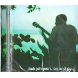 jack johnson-jack johnson Cd Jack Johnson On And On