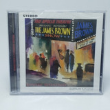 james brown-james brown Cd James Brown Live At The Apollo Original Lacrado