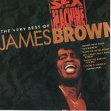 james brown-james brown Cd James Brown The Very Best Of Minha Historia Lacrado