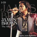 james brown-james brown James Brown The Album