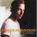 james morrison-james morrison Cd James Morrison The Awakening James Morrison