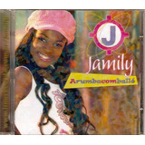 jamily-jamily Cd Jamily Arumbacomballe