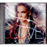 jennifer lopez-jennifer lopez Cd Jennifer Lopez Love