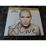 jessie j-jessie j Cd Jessie J Alive Deluxe Digipack Lacrado