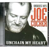 joe cocker-joe cocker Cd Joe Cocker Greatest Hits Unchain My Heart