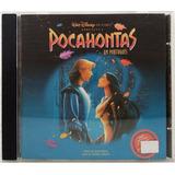 john secada-john secada Cd Pocahontas Trilha Sonora Em Portugues Filme Disney 1995
