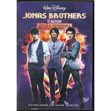 jonas brothers-jonas brothers Jonas Brothers Dvd Cd O Show Novo Lacrado