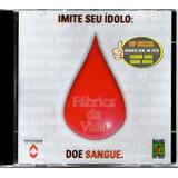 josé augusto-jose augusto Cd Imite Seu Idolo Doe Sangue Jose Augusto Mauricio Mattar