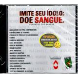 josé augusto-jose augusto Cd Imite Seu Idolo Doe Sangue Jose Augusto Original Lacrado