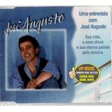 josé augusto-jose augusto Cd Jose Augusto Entrevista Promocional Excelente Estado