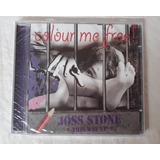 joss stone-joss stone Cd Colour Me Free Por Joss Stone Lacrado