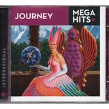 journey-journey Cd Journey Mega Hits