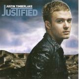 justim timberlake-justim timberlake Cd Justin Timberlake Justified