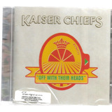 kaiser chiefs-kaiser chiefs Cd Kaiser Chiefs Off With Their Heads Lacrado