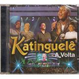 katinguele-katinguele Cd Katinguele A Volta Ao Vivo Novo