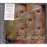 kelly clarkson-kelly clarkson Kelly Clarkson Cd Piece By Piece Novo Original Lacrado