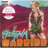kesha-kesha Cd Kesha Warrior Edicao Deluxe