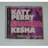kesha-kesha Katy Perry Shakira Kesha Teenage Tribute Single Cd