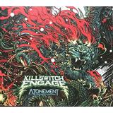 killswitch engage-killswitch engage Cd Killswitch Engage Atonement Slipcase