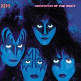 kiss-kiss Cd Kiss Creatures Of The Night 1982 Lacrado