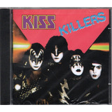kiss-kiss Kiss Cd Killers Novo Lacrado