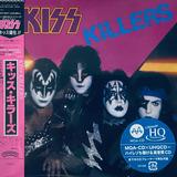 kiss-kiss Kiss Killers Japan Mqa Uhq Mini Lp Cd Hi res Audio 2020