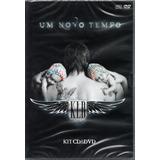 klb-klb Kit Cd dvd Klb Um Novo Tempo