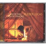 kleber lucas-kleber lucas Cd Kleber Lucas Casa De Davi Casa De Oracao