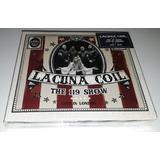 lacuna coil-lacuna coil Lacuna Coil The 119 Show Live In London 2cd1dvd Digipak