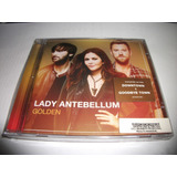 lady antebellum-lady antebellum Cd Lady Antebellum Golden Lacrado
