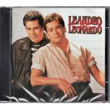 leandro e leonardo-leandro e leonardo Leandro E Leonardo Cd Vol 6 1992 Novo Lacrado Original