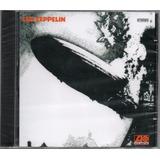 led zeppelin-led zeppelin Led Zeppelin Cd Novo Original Lacrado