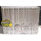 legião urbana-legiao urbana Legiao Urbana Editora Abril Colecao Completa 15 Cds Lacrados