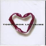 léo jaime-leo jaime Cd Leo Jaime Todo Amor