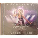leona lewis-leona lewis Cd Leona Lewis The Labyrinth Tour importado Eua Cd dvd