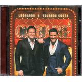 leonardo-leonardo Leonardo Eduardo Costa Cd Cabare Novo Original Lacrado
