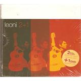 leoni-leoni Leoni Box 2 Cds 1 Dvd