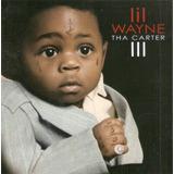 lil wayne-lil wayne Cd Lil Wayne Tha Carter