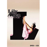 lily allen-lily allen Dvd cd Lily Allen Its Not Me Its You